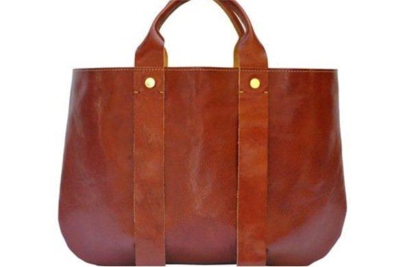 Bolsa De Couro Via Uno : Otimas op?es em bolsas de couro marrom perfeitas para o