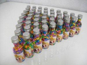 lembrancinhas de garrafinhas personalizadas brindes