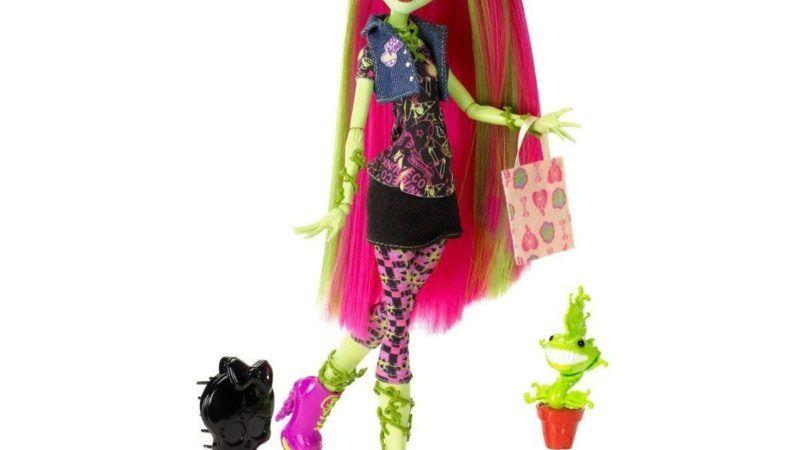 Bonecas da Monster High para presentar garotinhas espertas