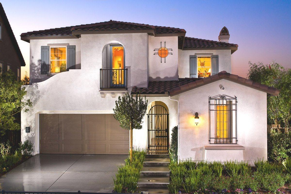 Modelos de casas fachadas modernas na internet for Fachadas de casas elegantes modernas
