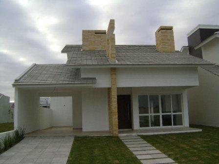 Modelos de casas fachadas modernas na internet for Modelos de casas pequenas modernas