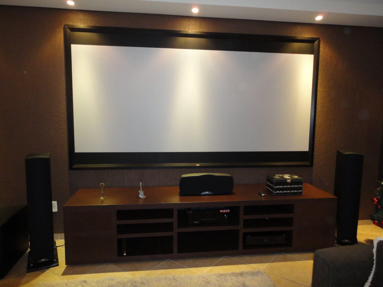 Moveis Sala De Tv Fotos ~ Móveis planejados para sala de TV com bom gosto confira as