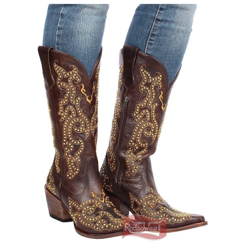 Botas texanas femininas para você que curte o estilo ...