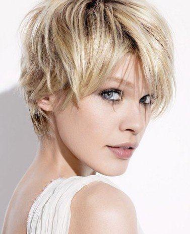 modelos de cabelos curtos para loiras