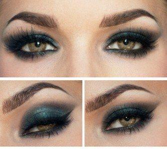 para olhos verdes