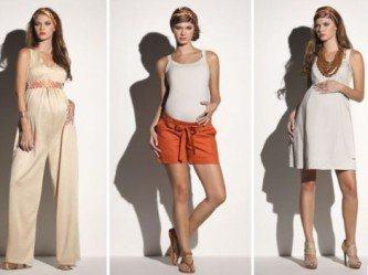 moda gestante c&a 2