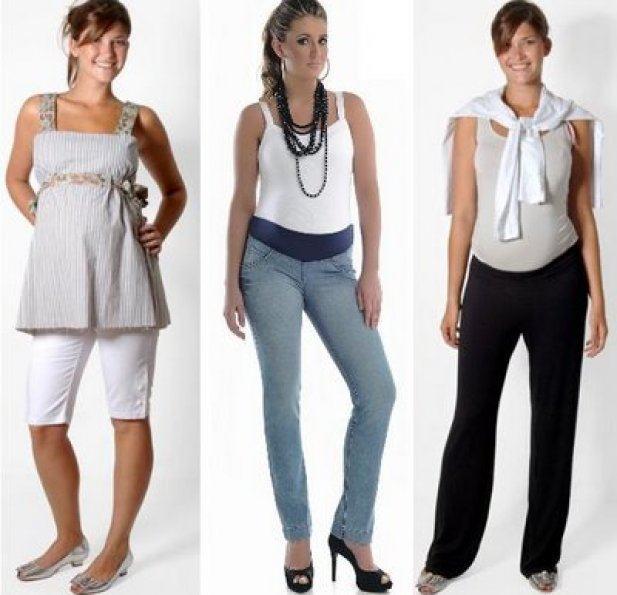 Moda Roupas de gestante da C&A Marisa e Renner