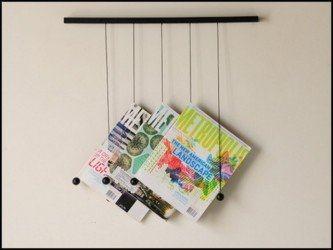 revisteiros de parede modernos