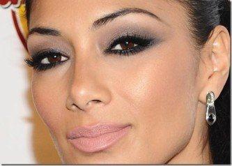 fotos de maquiagem para pele morena