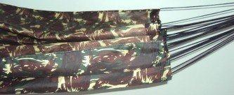 rede de dormir camuflada