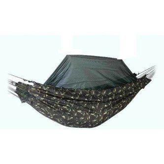 tipo de rede de dormir camuflada