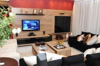 lindos modelos de sala de estar