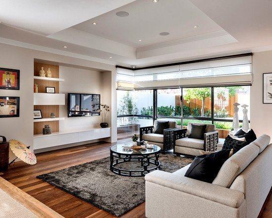 Modelos de sala de estar, conheça os móveis certos e a decoração