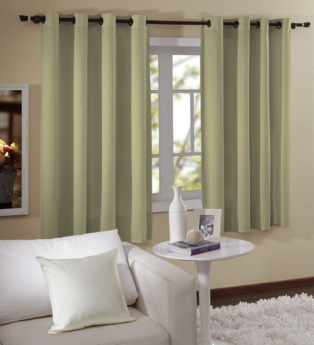 #35281F modelos de cortinas para sala de estar modernas para você escolher  1460 Tamanho Padrão Janela Sala
