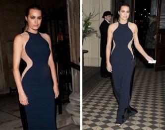 vestidos miracle dress longo emagrece
