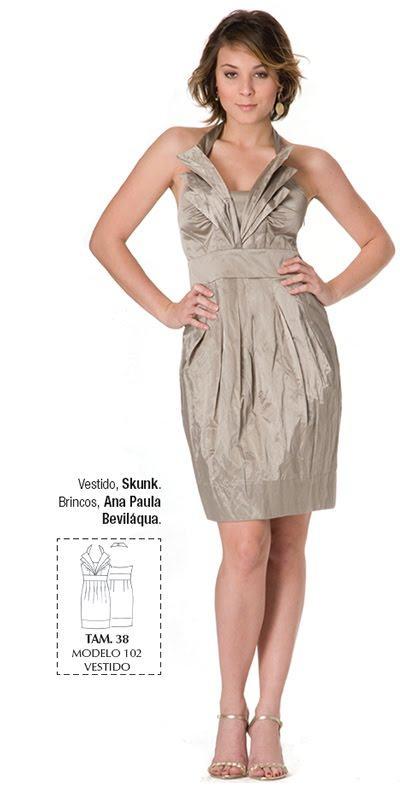 vestidos de festa para senhoras de 50 anos modelo