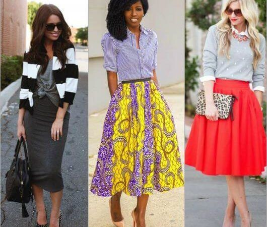 Moda evangélica vestidos, saias, blusinhas