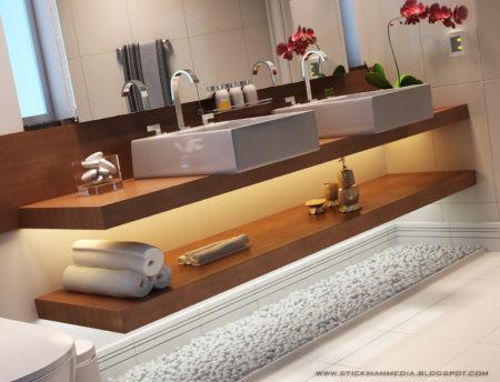 bancadas-para-banheiro-com-cuba-e-iluminacao