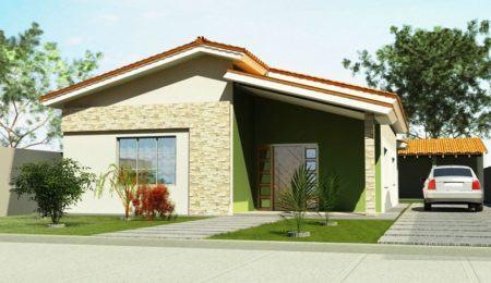 fachadas-de-casas-simples-revestidas