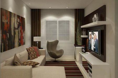 sofa-para-sala-de-tv-decorada
