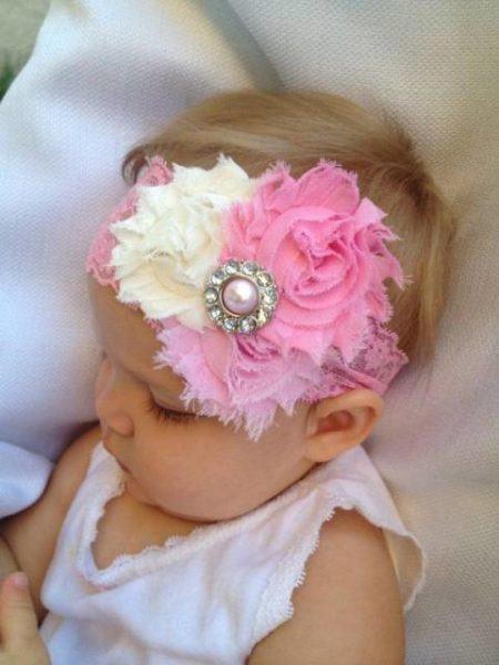tiara-para-bebe-rosa-e-branca