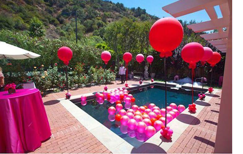 Pool party infantil festa infantil na piscina na internet for Piscina party