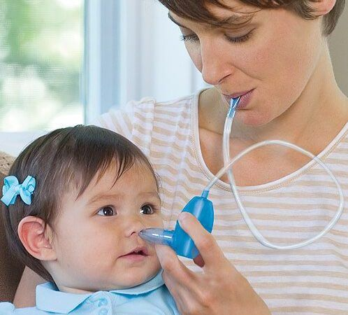 Como Tirar Catarro de bebê, remédios que funcionam