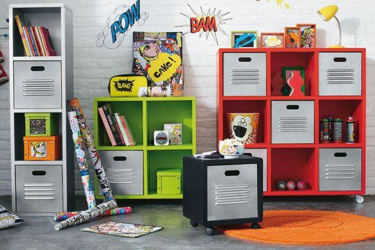Estante para Brinquedo Ideias para Organizar e Decorar