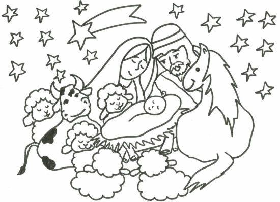 Desenhos Biblicos Para Colorir Personagens Biblicos