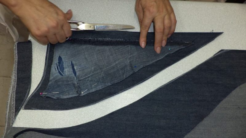 Como aumentar o Fundo do Bolso da Calça, Dicas de costura
