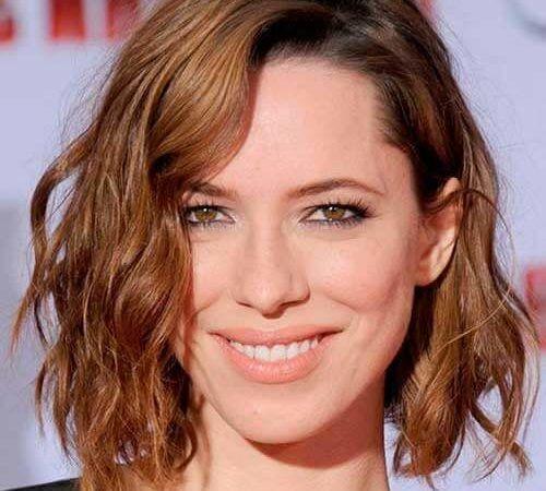 Corte de cabelo ondulado natural : Penteados e Cortes