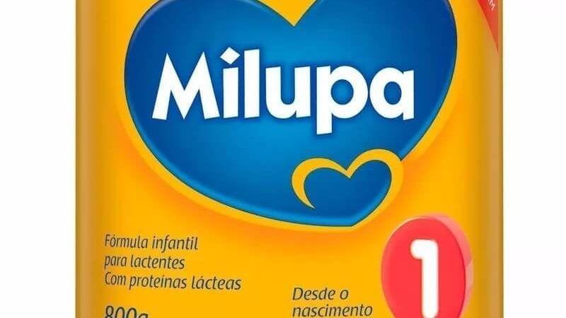 Tipos de Leite Milupa para bebê, leite de formula, Conheça